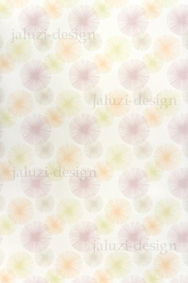 Ткань для рулонных штор В224 Салют тропик