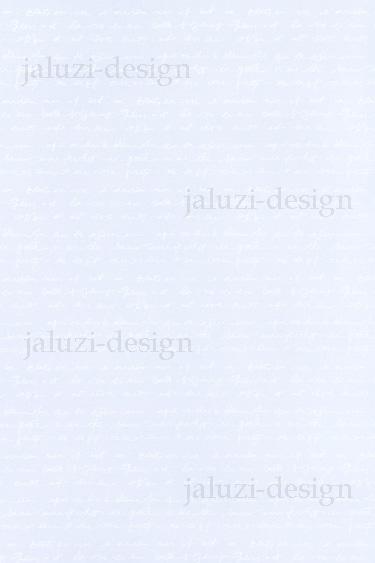 Ткань для рулонных штор В231 Письмо белый