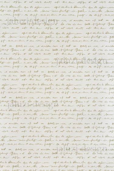 Ткань для рулонных штор В232 Письмо бежевый