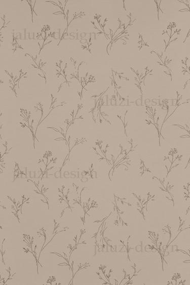 Ткань для рулонных штор В263 Нежность какао