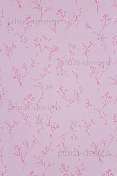 Ткань для рулонных штор В267 Нежность розовый