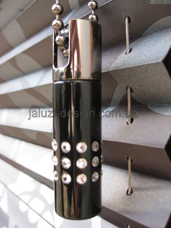 Дизайнерский утяжелитель для штор-плиссе