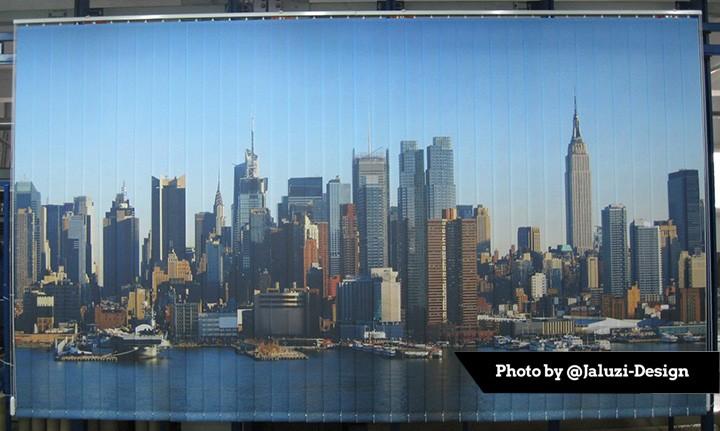 Манхетен в Нью-Йорке