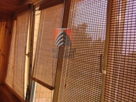 Бамбуковые ролеты на балкон
