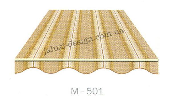 ткань для маркиз М-501