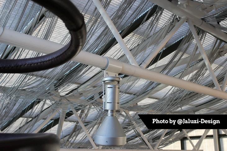 Системы плиссе для потолочных окон