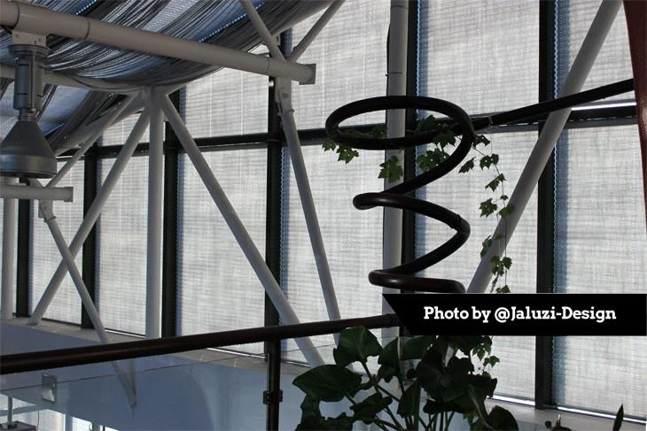 Автоматические шторы-плиссе Cosiflor