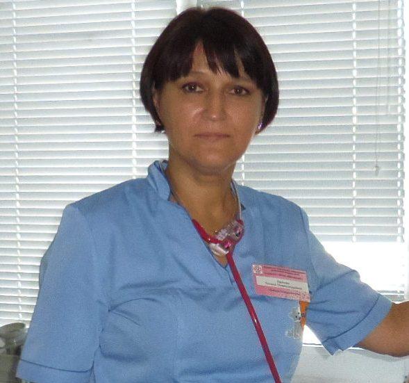 Татьяна Орлова - врач педиатр