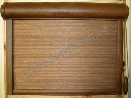 Коробовая система тканевых ролет от компании Жалюзи-Дизайн