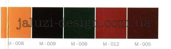 маркизные однотонные ткани