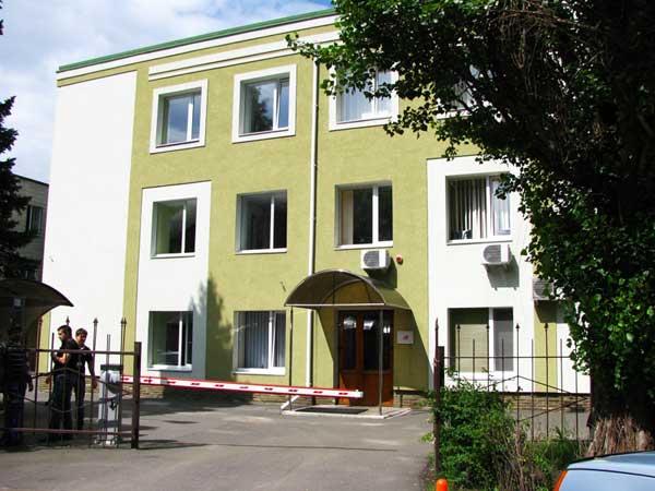 Бизнес-центр Лотос, ул.Академика Туполева 19